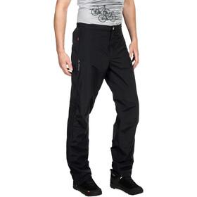 VAUDE Yaras II Rain Zip Pants Herr black